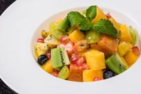 水果沙拉拼盘