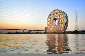 广州圆风景图片
