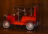 古董车模型