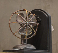 铁质电扇模型