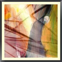 抽象油画 装饰画
