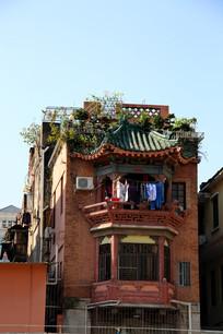 广东老式居民楼