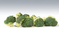 绿色西蓝花有机蔬菜