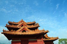泰安岱庙图片