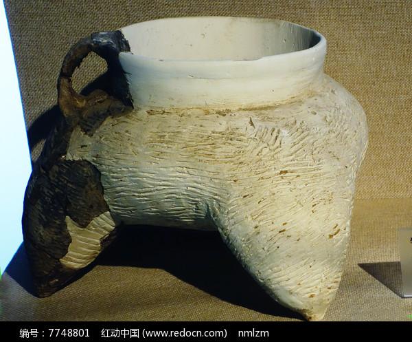 陶斝 老虎山文化图片