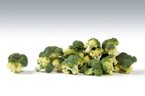 西蓝花蔬菜高质感拍摄