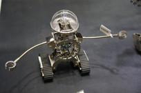 钟表机器人