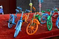 自行车手工制作