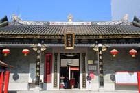 广州城隍庙外景