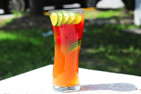 果蔬番茄汁