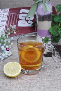 柠檬冰爽茶