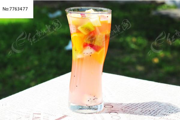 葡萄柚果汁图片