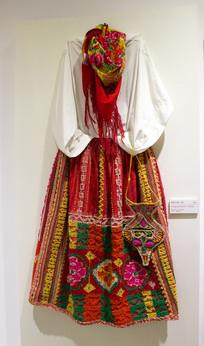 葡萄牙女服