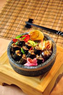 砂锅鳝鱼段