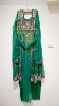 印度女性服饰