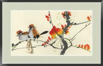 中式风格装饰画