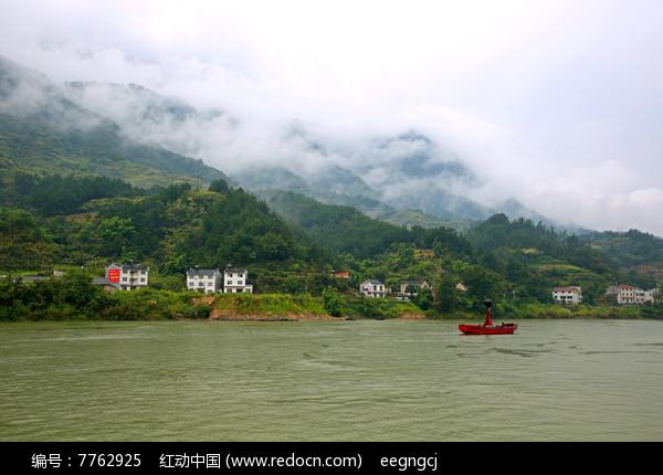 壮丽三峡景观图片