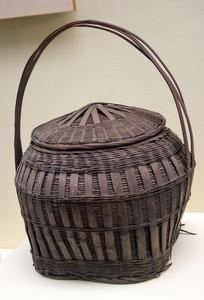 竹编渔具用品