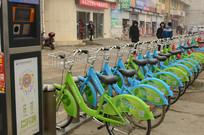城市公共自行车