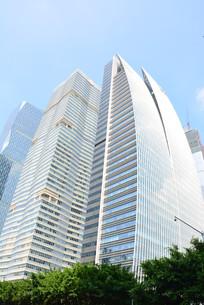 广州珠江新城建筑