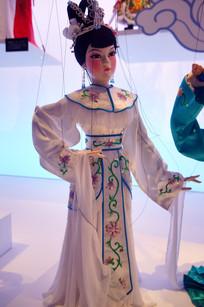 现代木偶戏《白蛇传》之白蛇白素贞
