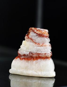 象形肉块石