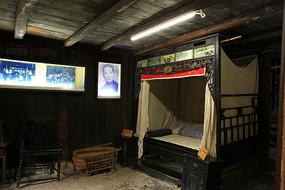 熊希龄故居的卧室