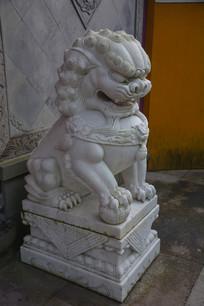 慈云极乐寺石狮子