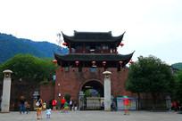 凤凰古城城门
