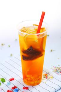 芒果博士鲜萃茶饮品