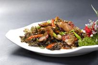 梅菜炭烧肉