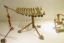 木雕展示物件