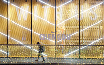 商城玻璃窗