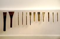 陕西地区雕刻皮影工具