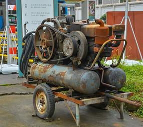 拖拉机发动机