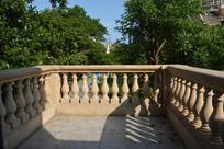 阳台石水瓶围栏