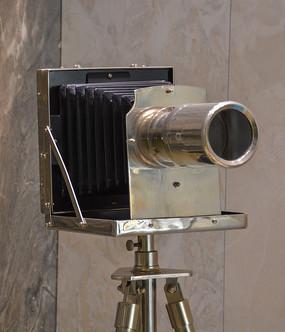 19世纪末照相机