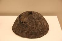 藏式牛毛头盔