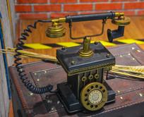 民国时期的电话机