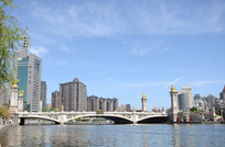 天津海河建筑群