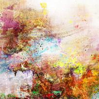 现代无框画装饰画抽象画