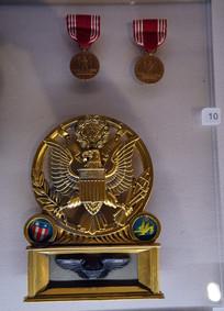 美军援助中国抗日期间纪念章