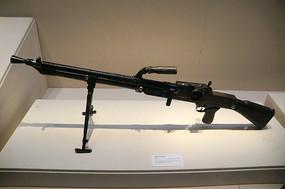 民国时期捷克式轻机枪
