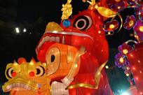 2016猴年荔湾花市花灯风貌