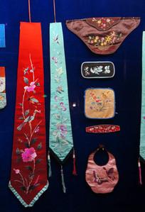 民国时期川绣物件