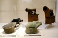 民国时期各式铜熨斗