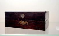 民国时期木盒