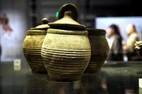 清民国饮食具之瓷罐
