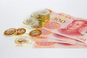 红版纸币金币
