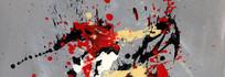简约现代抽象画无框画